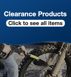Clearance Products Banner - Discounts on Big Brands