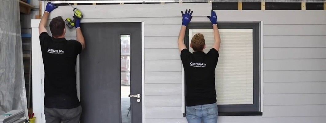 How to Install Cedral Cladding