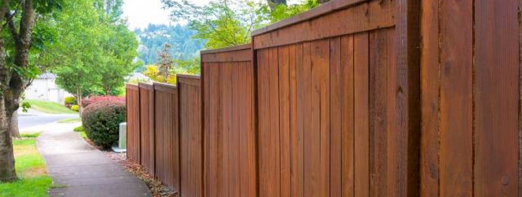 How to refinish your fence