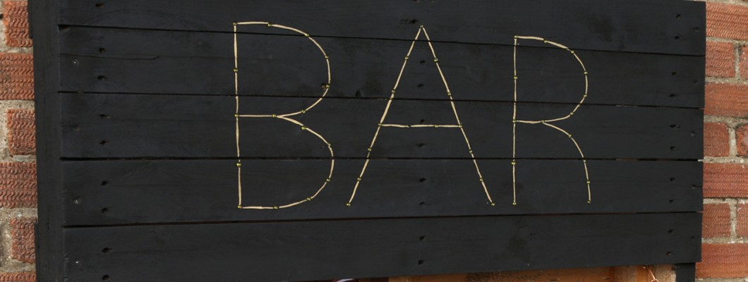 How To Build a Garden Bar: Episode 5 - Installing the Bar