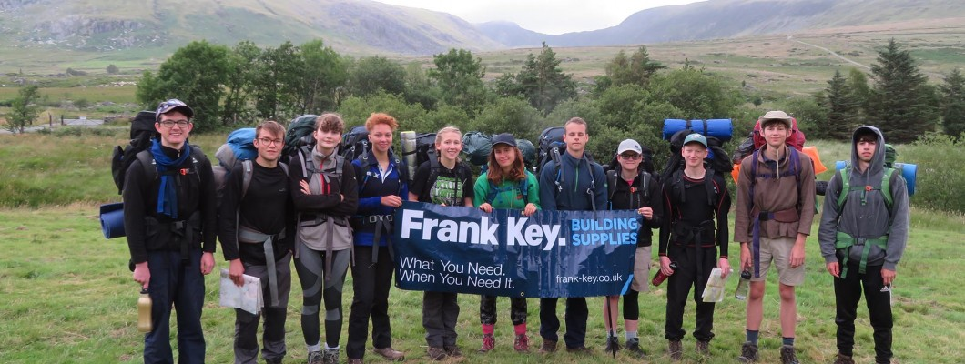 Frank Key Supports Arnold Hill Academy to Reach New Heights