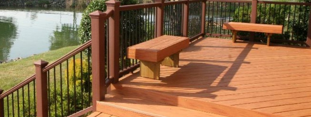 Keeping your garden deck-adent this winter