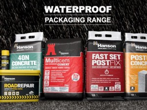 New Hanson Waterproof Packaging