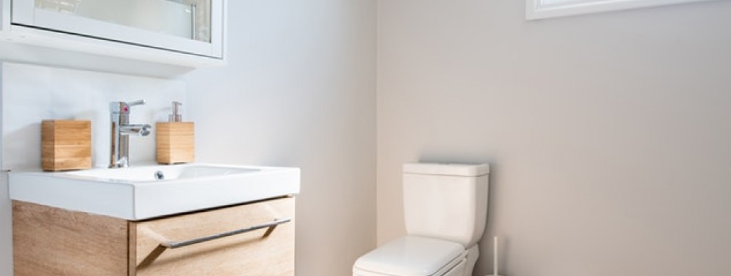 How to make space in your bathroom