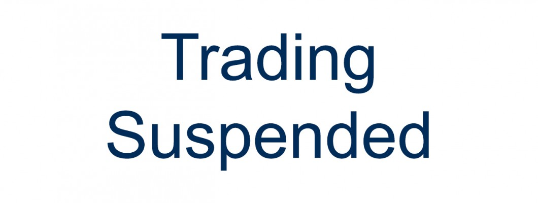 Frank Key Suspends Trading