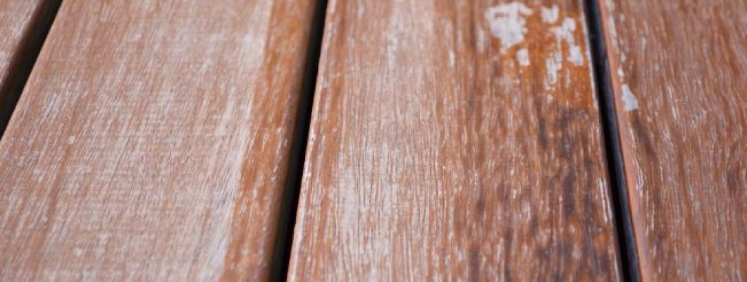 What to replace your decking with