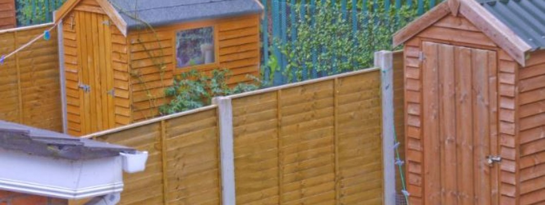 5 signs you need to replace your garden shed