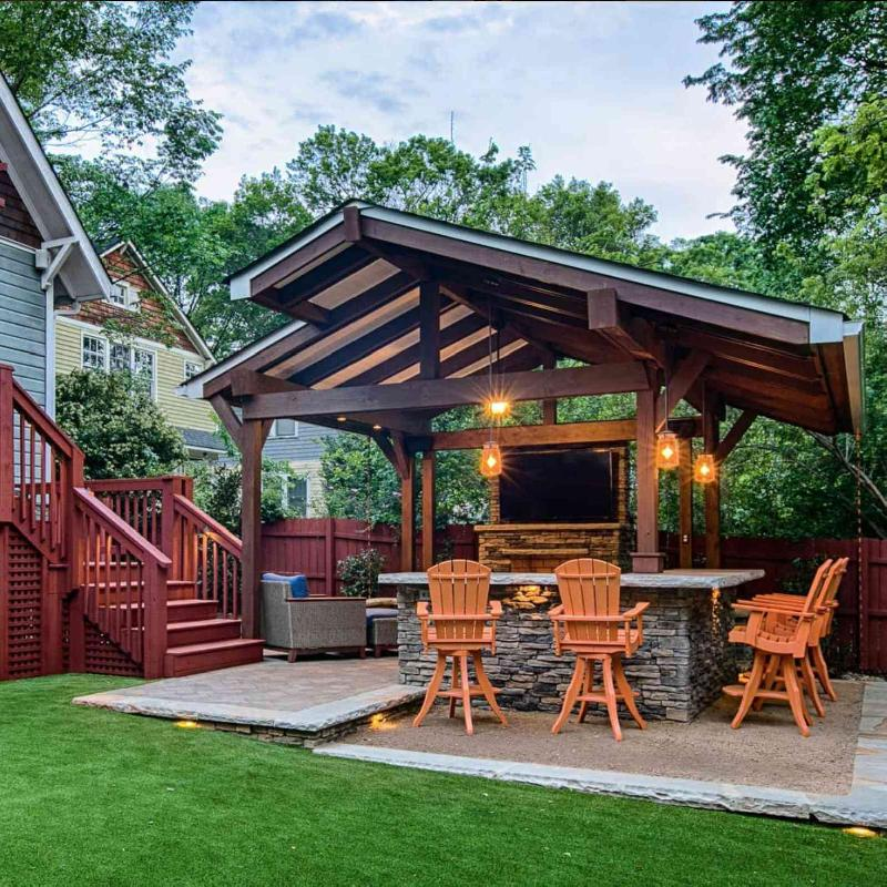 Outdoor & Landscaping