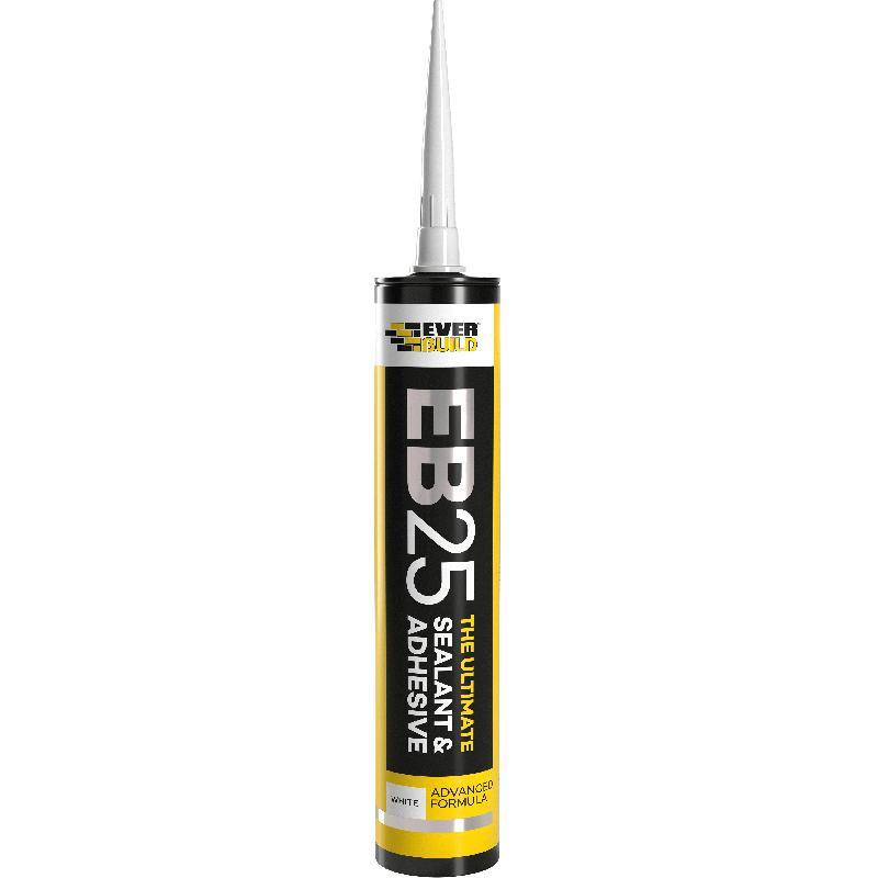 Building Chemicals, Adhesives & Sealants