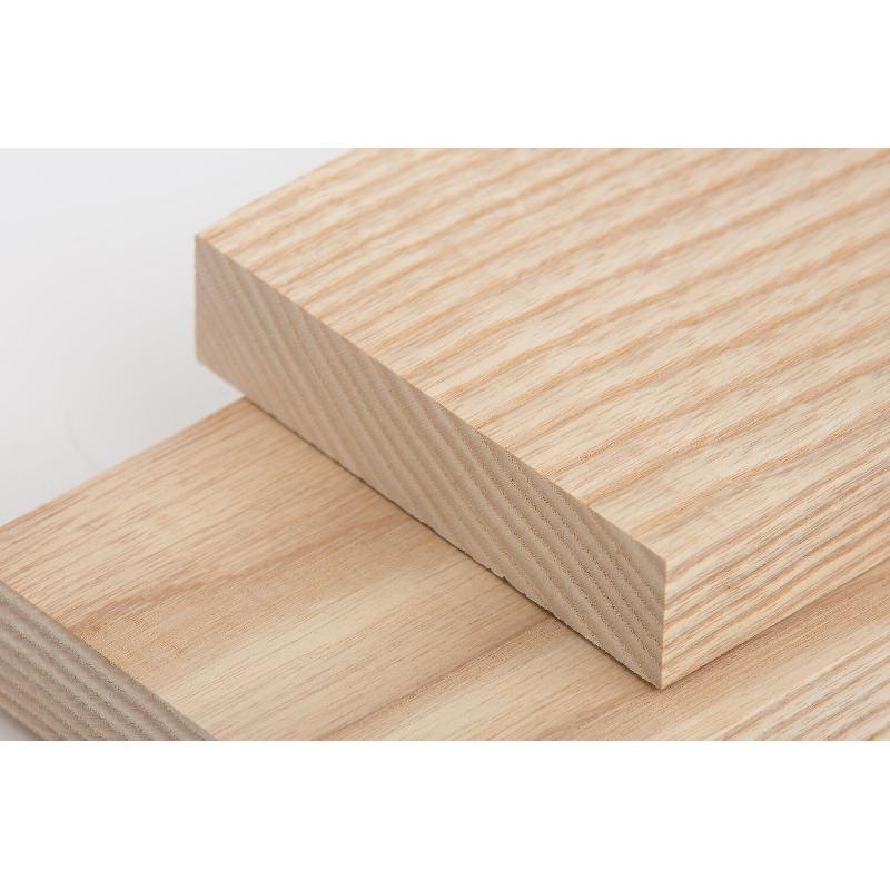 Machined Hardwood