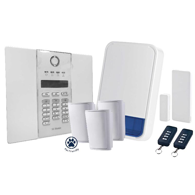 Security, Alarms & Sensors