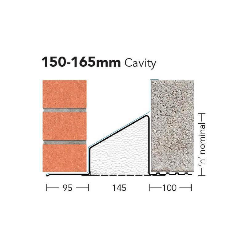 150mm Cavity