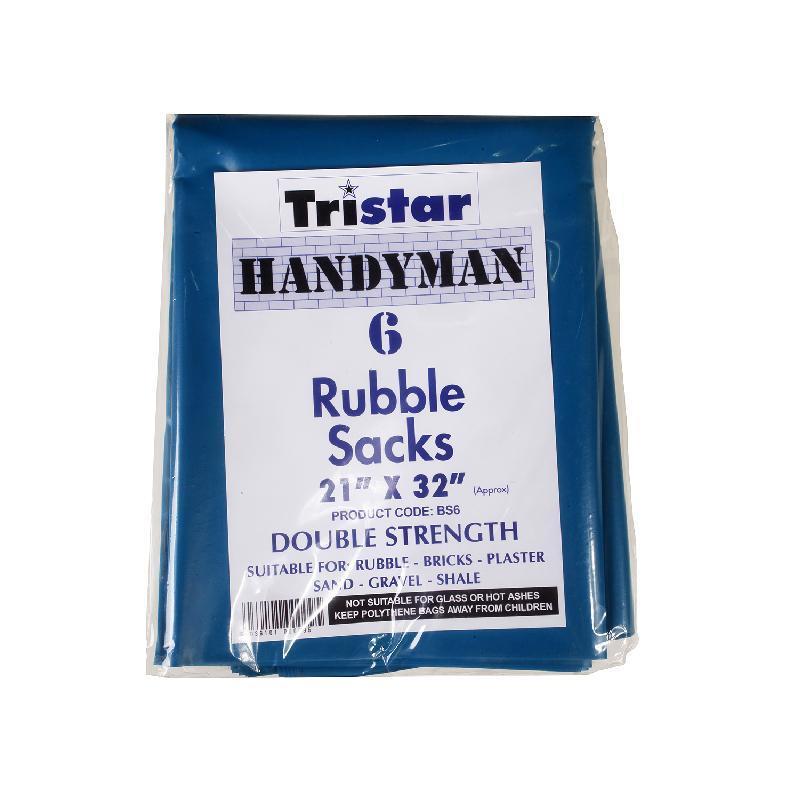 Rubble Sacks