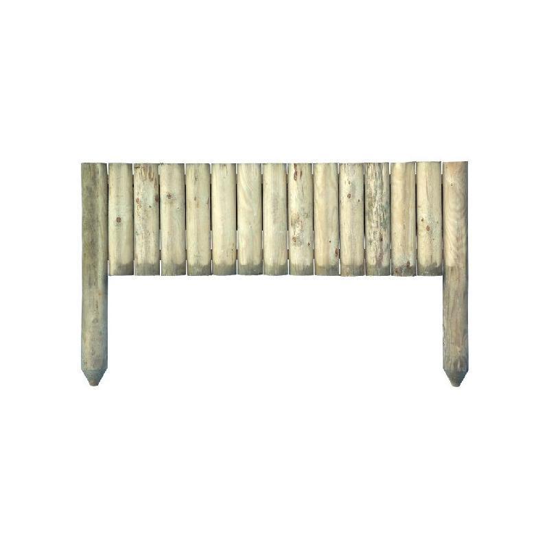 Timber Edging
