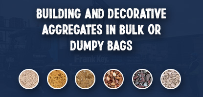 Save big on our range of bulk bags for building and decorative aggregates
