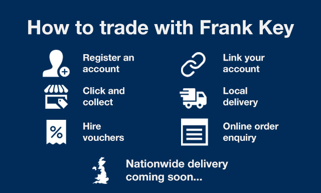 How to trade with Frank Key Nottingham