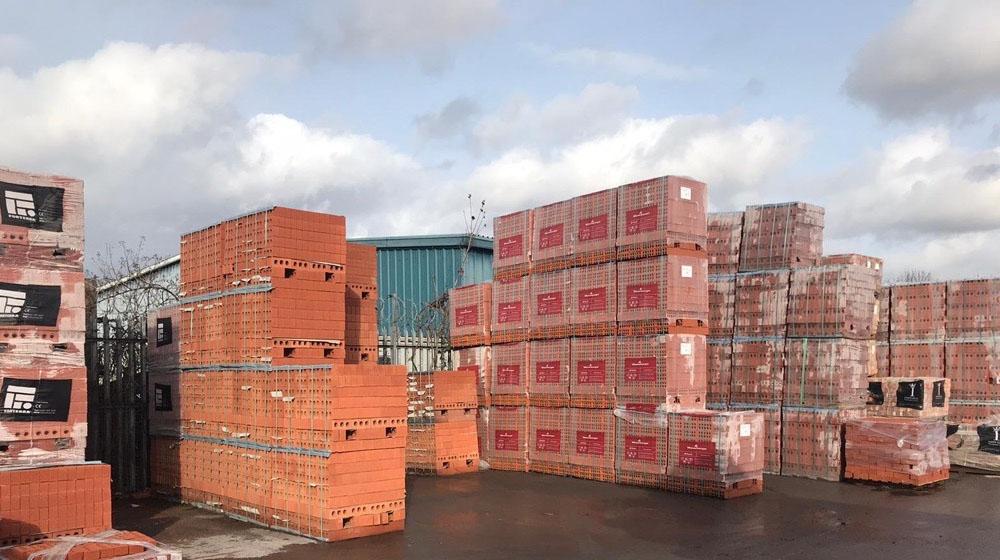 Frank Key Nottingham Bricks