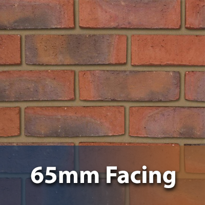 65mm Facing Bricks Shop