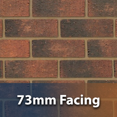 73mm Facing Bricks Shop