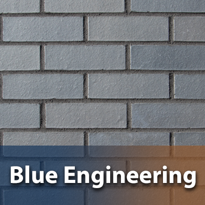 Blue Engineering Shop