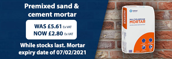 Ready- Mixed Mortar Offer