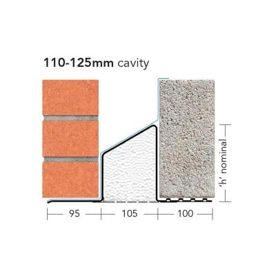 110-125mm Cavity