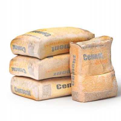 Paper Bagged Cement