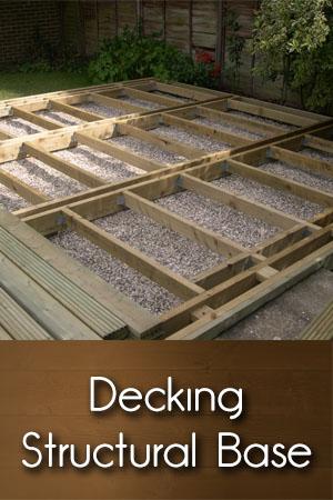 Decking Structural Base Shop