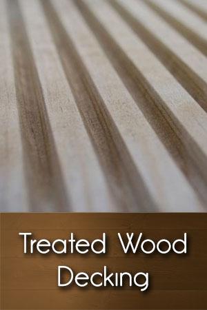 Treat Wood Decking Shop