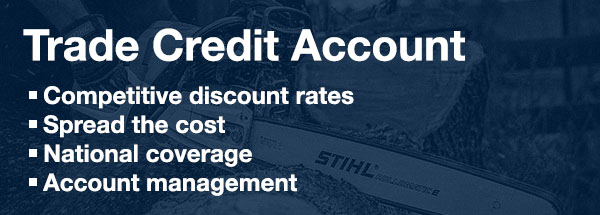 Trade Credit Account