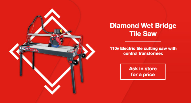 Tile Saw Promotion