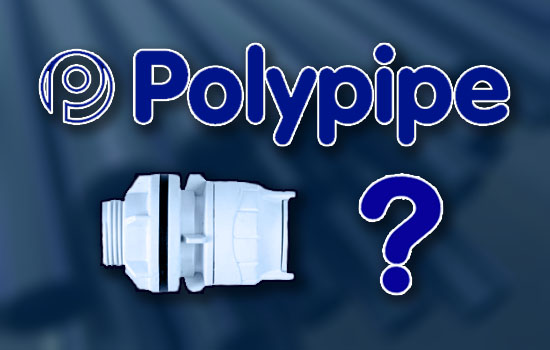 Why Poly pipe Image