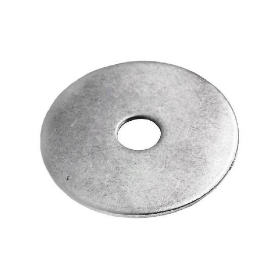 Penny Washer - BZP M8 x 25mm Pack 8