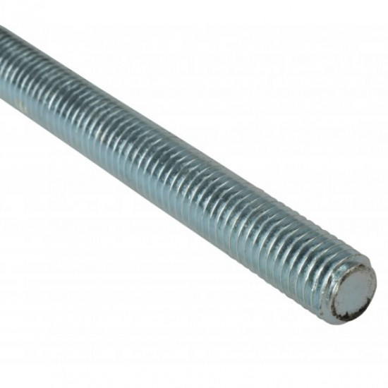 Threaded Bar 6mm x 1m (BZP)