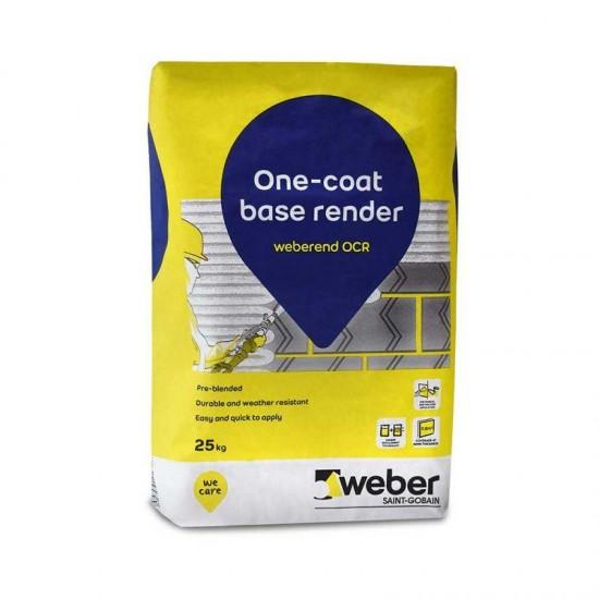 Weber OCR 3 One Coat Render