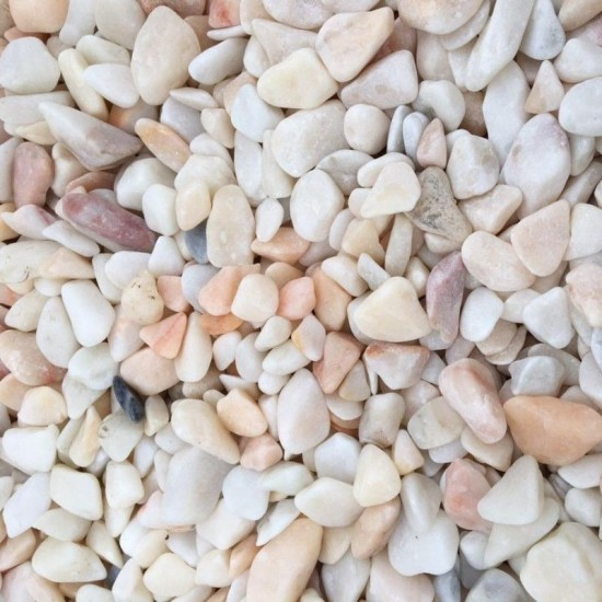Flamingo Chippings 14-20mm Poly Bag