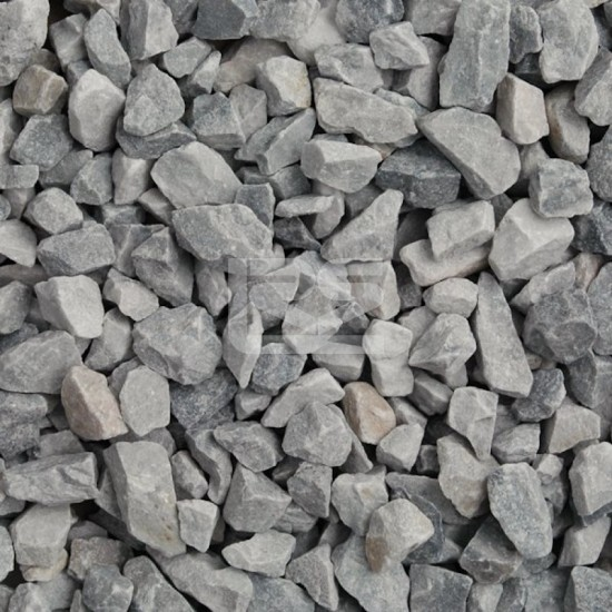 Ice Blue Chippings 14-20mm Poly Bag