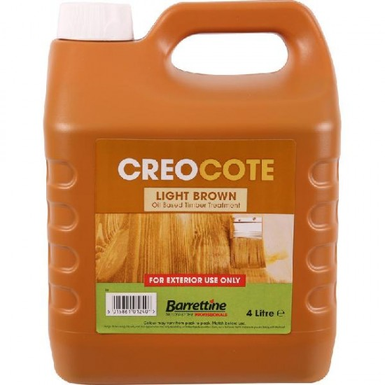 Creocote Light New Formula 4l