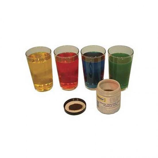 Drain Tracing Dye Green