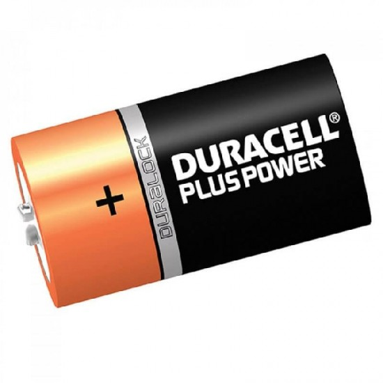 Duracell Battery C Pack of 2