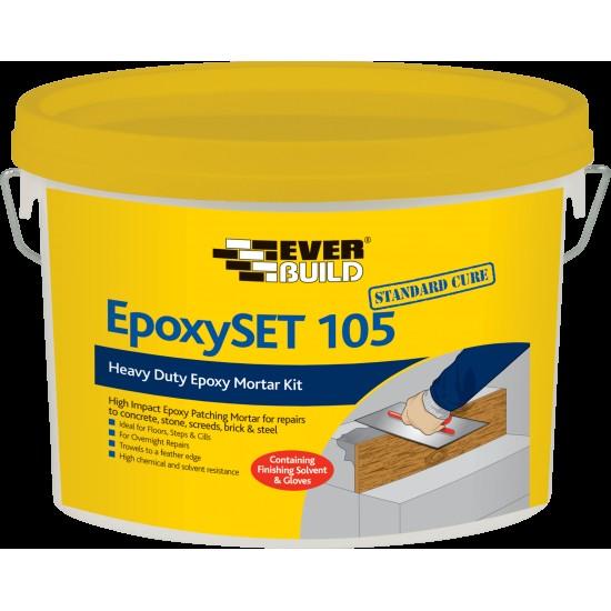 Everbuild 105 EpoxySET Standard - 4kg