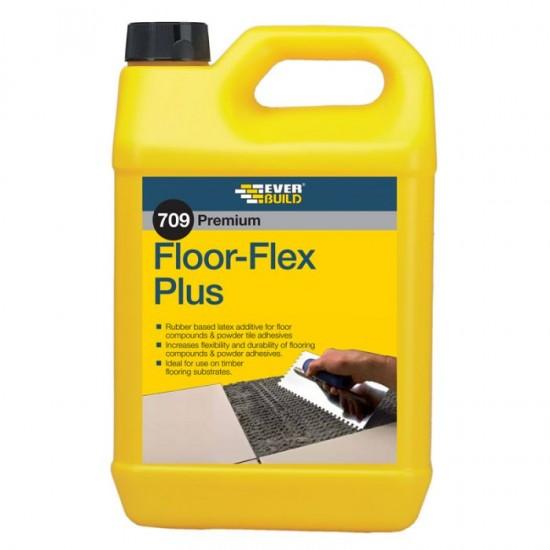 Everbuild 709 Floor Flex Plus - 5L