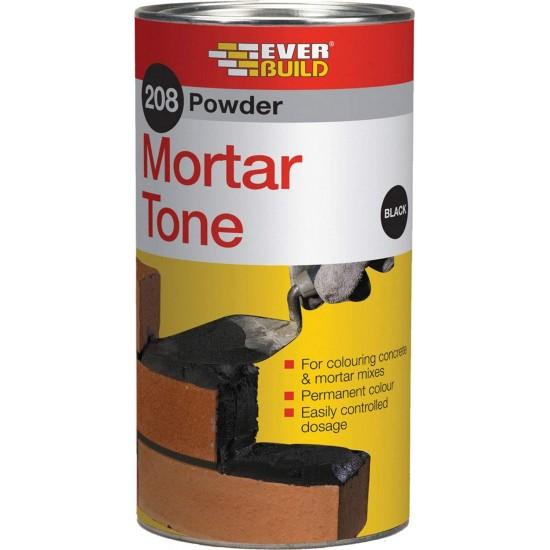 Everbuild 208 Powder Mortar Tone - Brown - 1kg