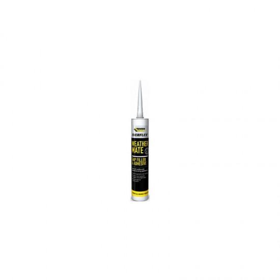Everbuild Weathermate Sealant - Clear - 295ml