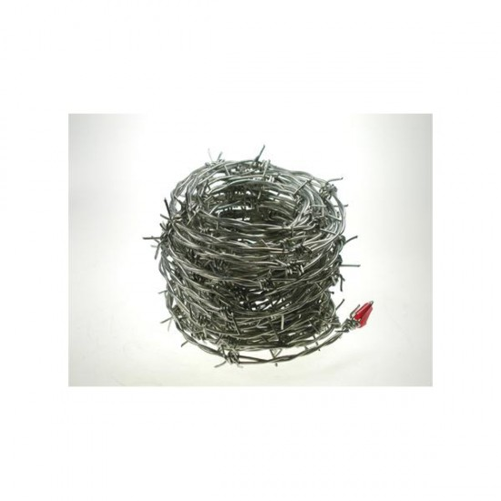 Barbed Wire 15m Coil