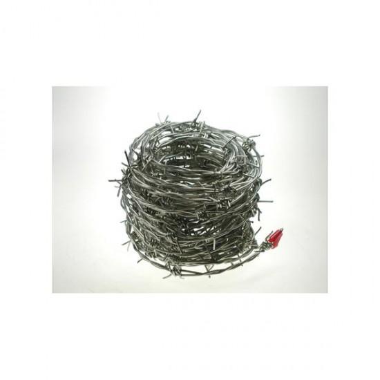 Barbed Wire 200m Coil Motto