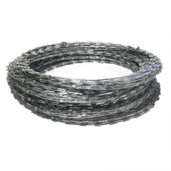 Barbed Wire Razor 450mm dia 12m