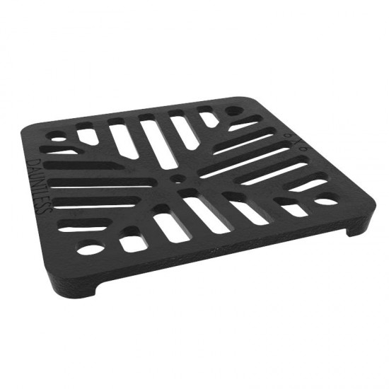 Gully Grid Cast Iron Dished 225 x 225 x 12mm