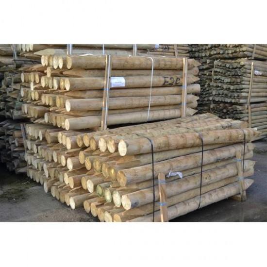 Garden Poles Treated 1200 x 100mm