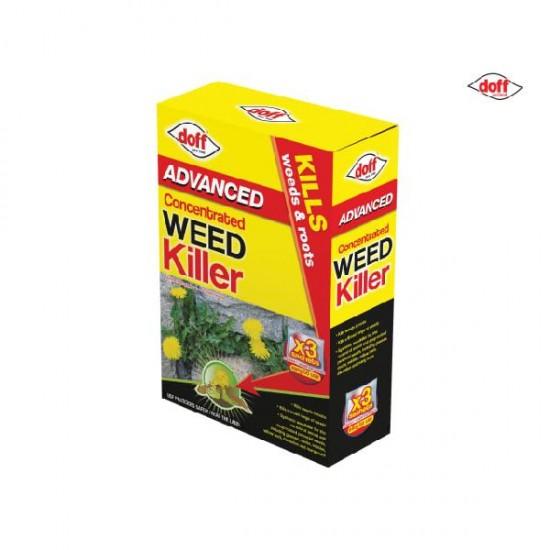 Weedkiller 3 Sachet Packs